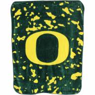 Oregon Ducks Bedspread