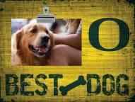 Oregon Ducks Best Dog Clip Frame