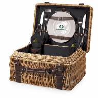 Oregon Ducks Black Champion Picnic Basket