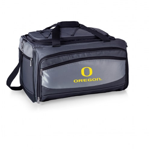 Oregon Ducks Buccaneer Grill, Cooler and BBQ Set