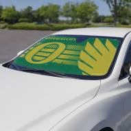 Oregon Ducks Car Sun Shade
