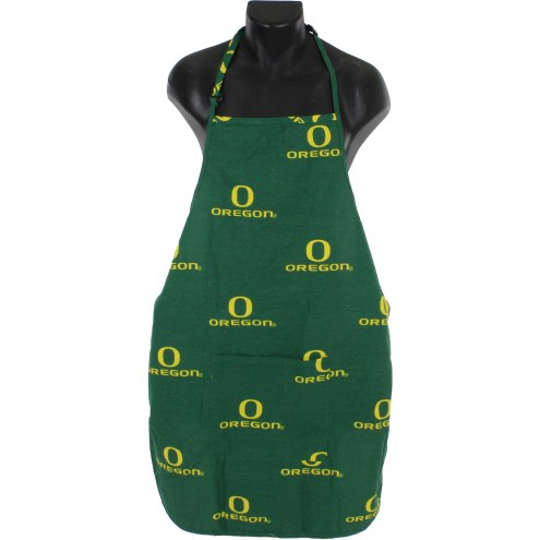Oregon Ducks Grilling Apron