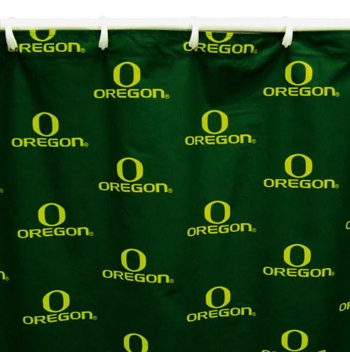 Oregon Ducks Shower Curtain