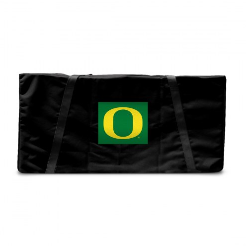 Oregon Ducks Cornhole Carrying Case