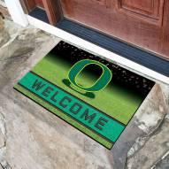Oregon Ducks Crumb Rubber Door Mat
