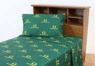Oregon Ducks Dark Bed Sheets