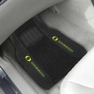 Oregon Ducks Deluxe Car Floor Mat Set