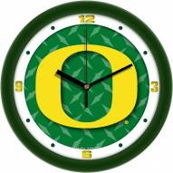 Oregon Ducks Dimension Wall Clock
