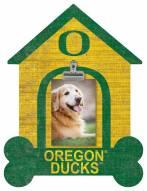 Oregon Ducks Dog Bone House Clip Frame
