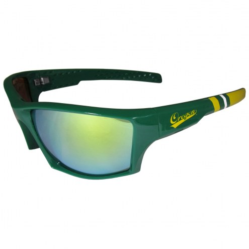 Oregon Ducks Edge Wrap Sunglasses