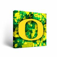 Oregon Ducks Fight Song Canvas Wall Art