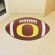 Oregon Ducks Football Floor Mat