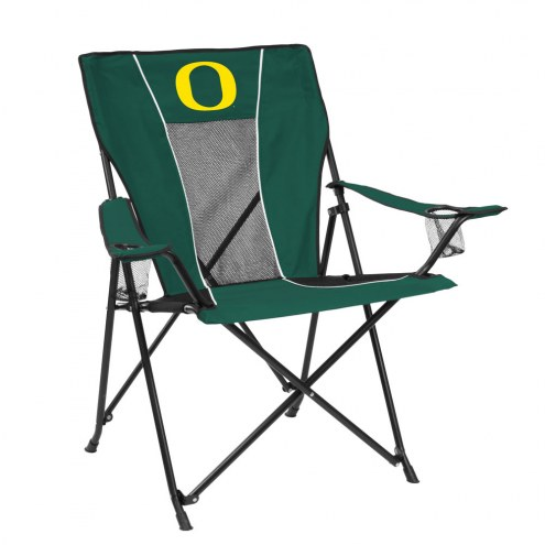 Oregon Ducks Game Time Tailgate Chair
