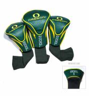 Oregon Ducks Golf Headcovers - 3 Pack