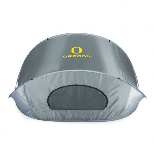 Oregon Ducks Gray Manta Sun Shelter