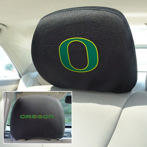 Oregon Ducks Headrest Covers