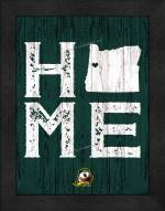 Oregon Ducks Home Away From Home Wall Decor