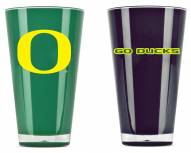 Oregon Ducks Home & Away Tumbler Set