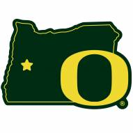 "Oregon Ducks Home State 11"""" Magnet"
