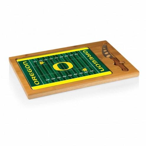 Oregon Ducks Icon Cutting Board
