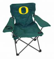Oregon Ducks Kids Tailgating Chair
