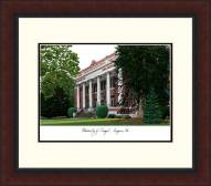 Oregon Ducks Legacy Alumnus Framed Lithograph