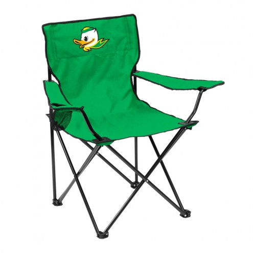 Oregon Ducks Quad Folding Chair