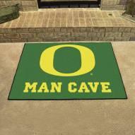 Oregon Ducks Man Cave All-Star Rug