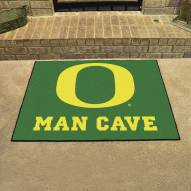 Oregon Ducks Man Cave All-Star Rug