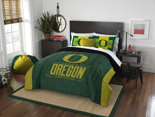 Oregon Ducks Modern Take Full/Queen Comforter Set