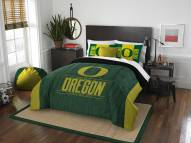 Oregon Ducks Modern Take Full/Queen Comforter Set