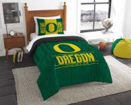 Oregon Ducks Modern Take Twin Comforter Set