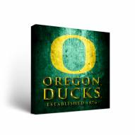 Oregon Ducks Museum Canvas Wall Art