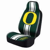 Oregon Ducks No Stripe Universal Bucket Car Seat Cover