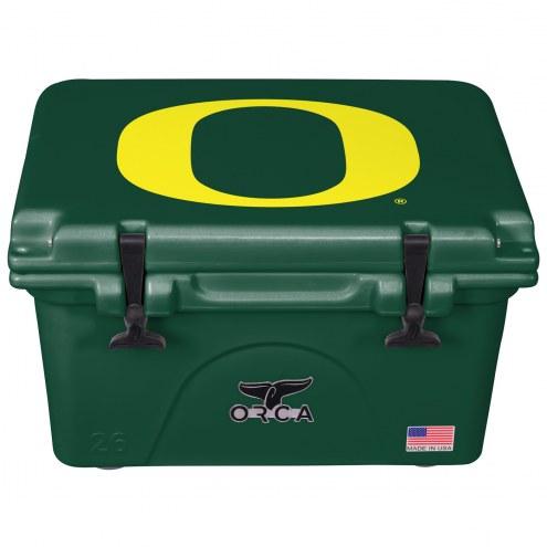 Oregon Ducks ORCA 26 Quart Cooler