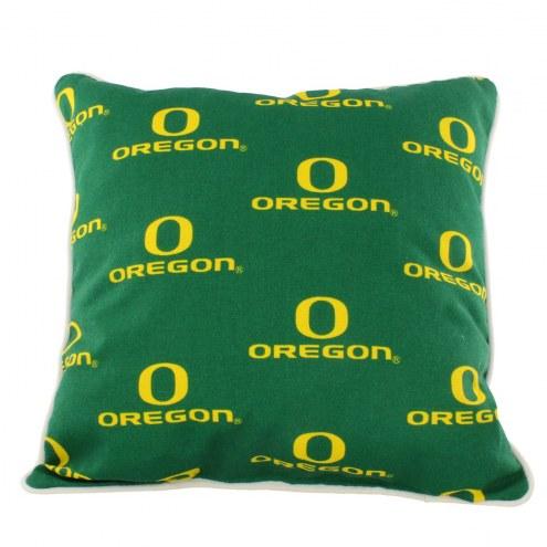 Oregon Ducks Outdoor Decorative Pillow