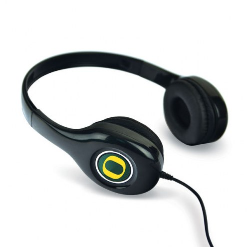 Oregon Ducks Over the Ear Headphones
