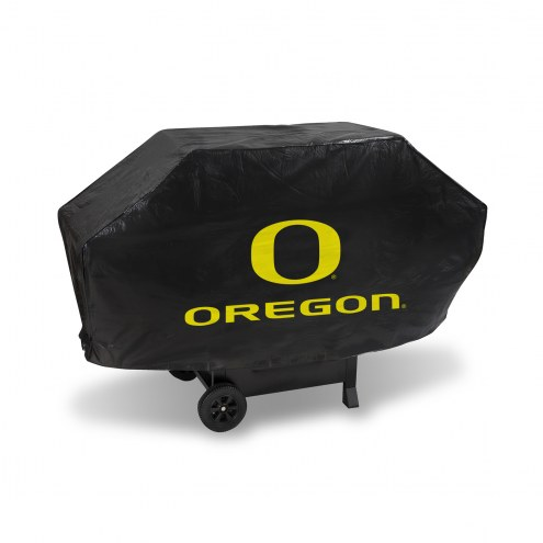 Oregon Ducks Padded Grill Cover