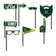 Oregon Ducks Party Props Selfie Kit