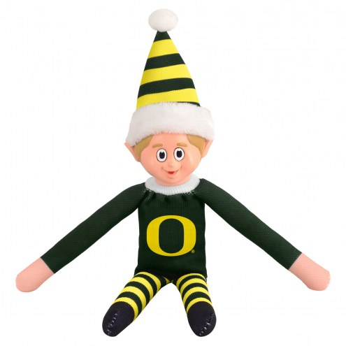 Oregon Ducks Plush Elf
