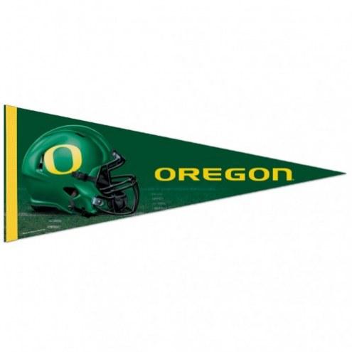 Oregon Ducks Premium Pennant