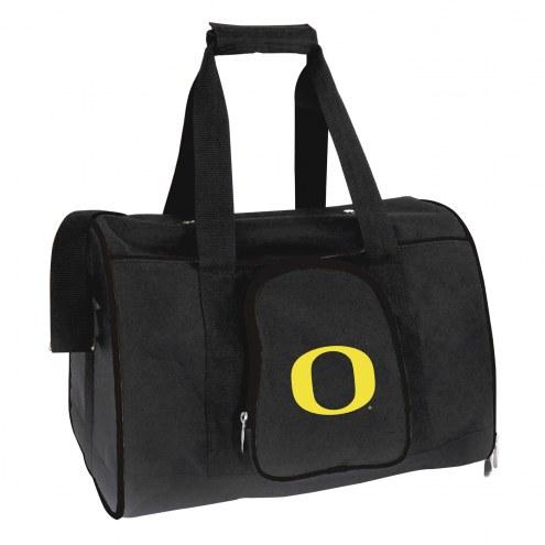 Oregon Ducks Premium Pet Carrier Bag
