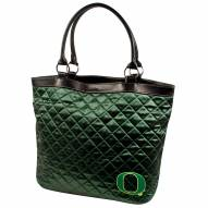 Oregon Ducks Quilted Tote Bag