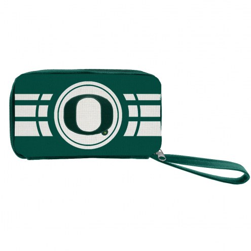 Oregon Ducks Ripple Zip Wallet
