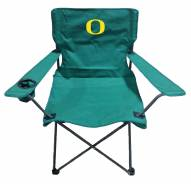 Oregon Ducks Rivalry Folding Chair