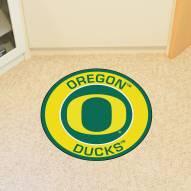 Oregon Ducks Rounded Mat