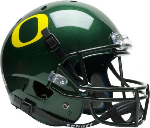 Oregon Ducks Schutt XP Collectible Full Size Football Helmet