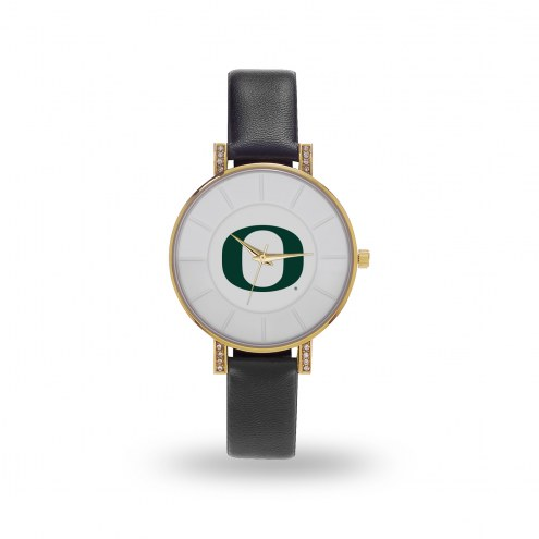 Oregon Ducks Sparo Women's Lunar Watch