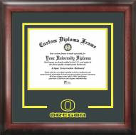 Oregon Ducks Spirit Diploma Frame