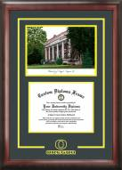 Oregon Ducks Spirit Graduate Diploma Frame
